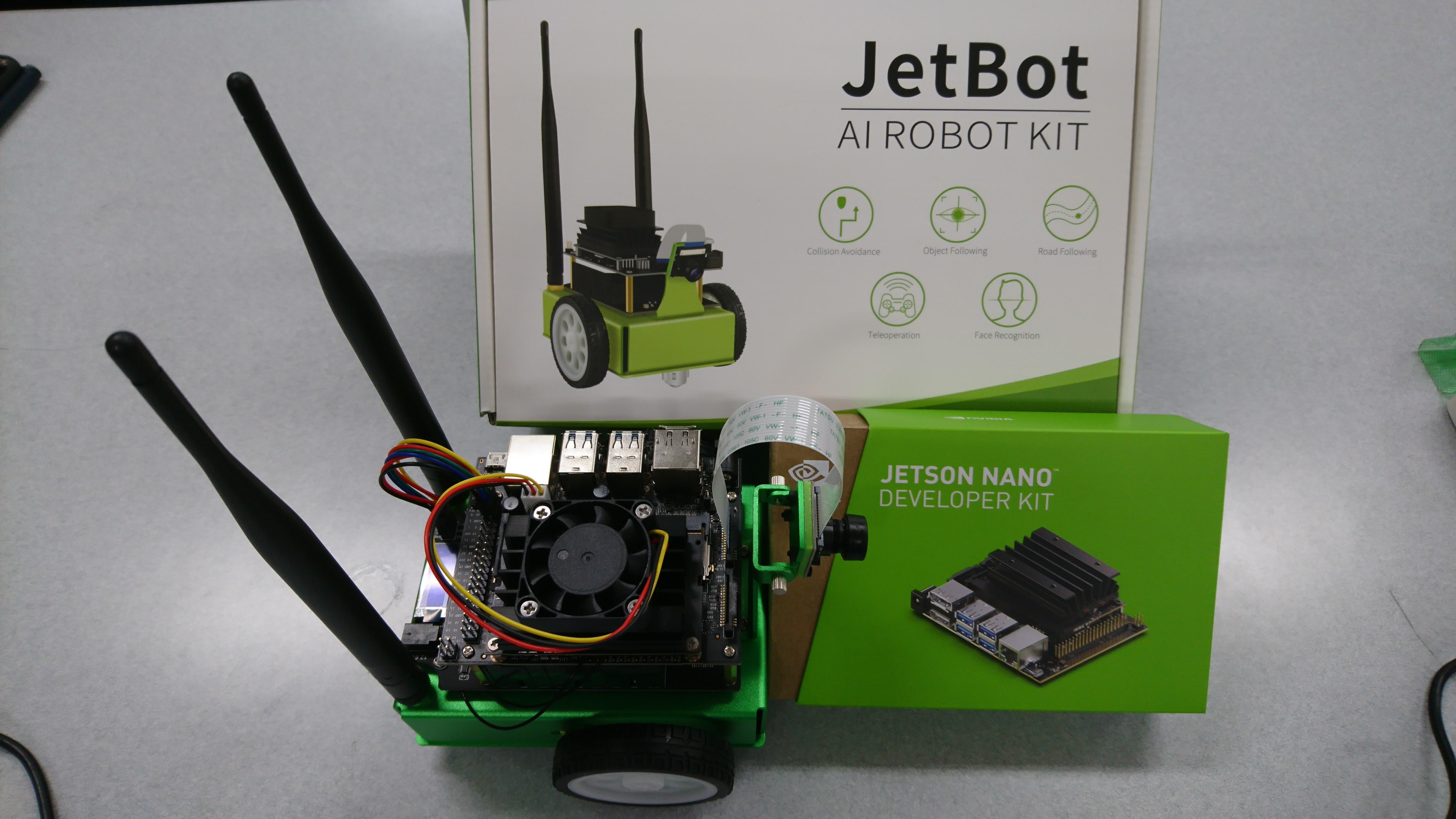 JetBot AI Kit